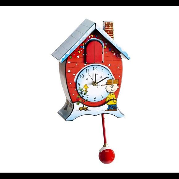 Peanuts Cuckoo Clock